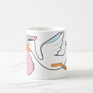 Baby Girl Coffee Mug