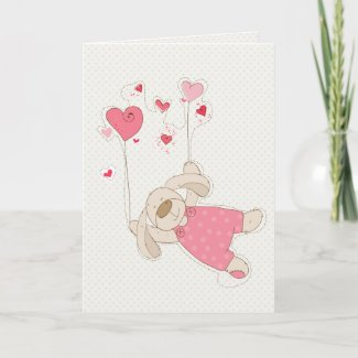 baby girl congratulations card card
