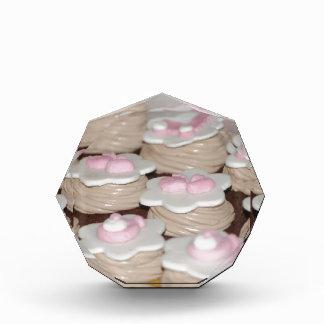 baby girl cupcakes acrylic award