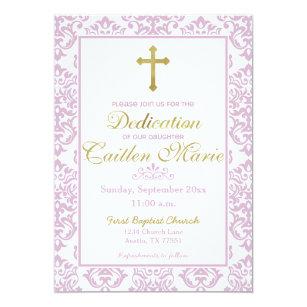 Church Dedication Invitations Zazzle