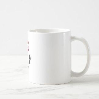 Baby Girl Face Coffee Mug
