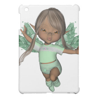 Baby Girl Fairy Elfins  Case For The iPad Mini