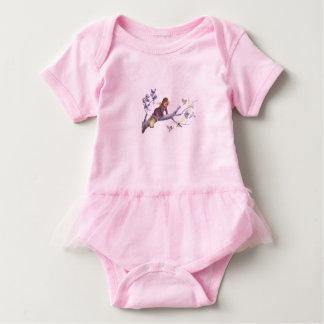 Baby Girl Fairy Friends Baby Bodysuit