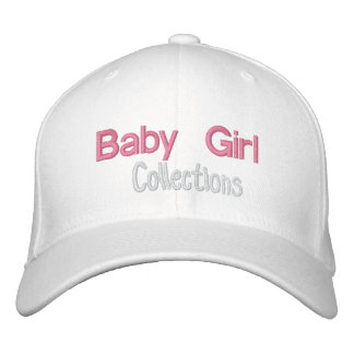 Baby Girl Fitted hat