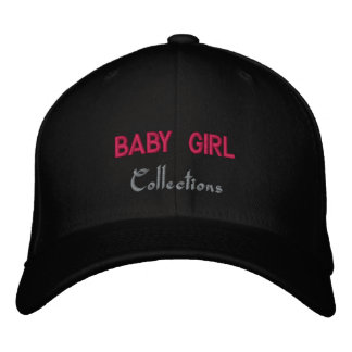 Baby Girl fitted hats Baseball Cap