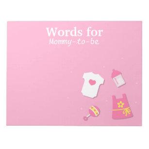 mommy notepads zazzle