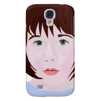 Baby Girl Galaxy S4 Cover