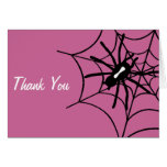 Baby Girl Halloween Baby Shower Thank You Notes Stationery Note Card