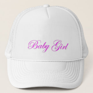 """Baby Girl"" hat"