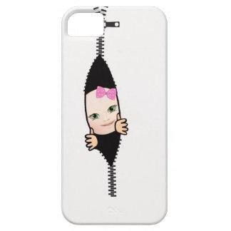 baby girl iPhone SE/5/5s case
