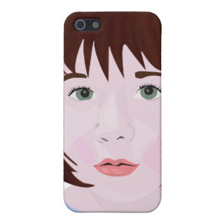 Baby Girl iPhone SE/5/5s Cover