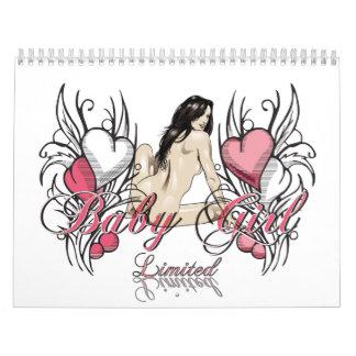 Baby Girl Limited 2010 Calendar