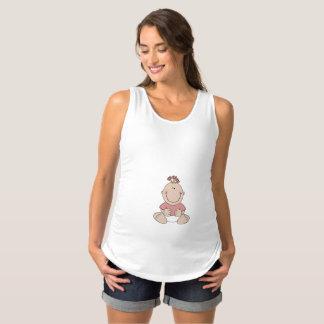 Baby Girl Maternity Tank Top