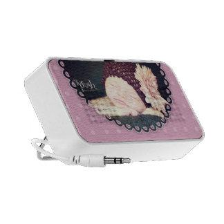 Baby Girl Photo Portable Speakers