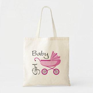 Baby girl pink stroller bags