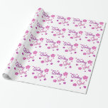 BABY GIRL.png Gift Wrap