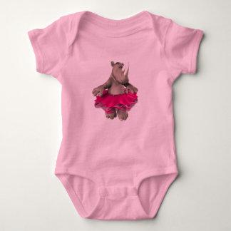Baby Girl Rhino Tshirts