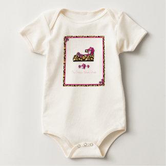 Baby Girl Shoe Baby Bodysuit