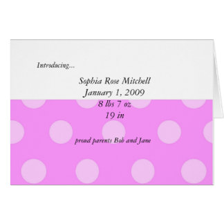 Baby Girl Shower Invitation Cards