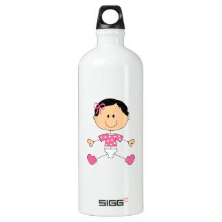 BABY GIRL SIGG TRAVELER 1.0L WATER BOTTLE