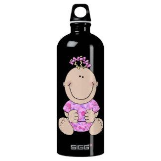 Baby Girl Sitting SIGG Traveler 1.0L Water Bottle