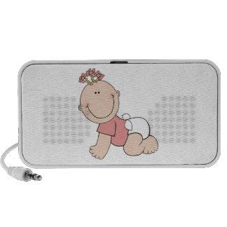 Baby Girl Speakers