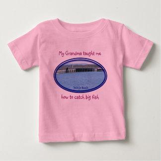Baby Girl T-shirt 2134 Table Rock Dam-customize