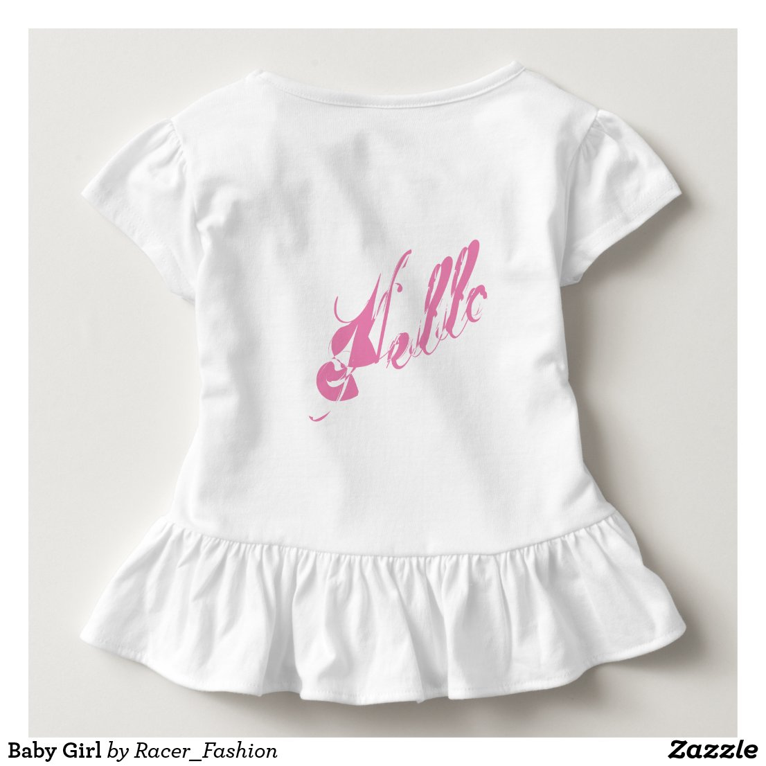 Baby Girl Toddler T-shirt