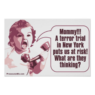 Baby Girl: What are they thinking? Posters