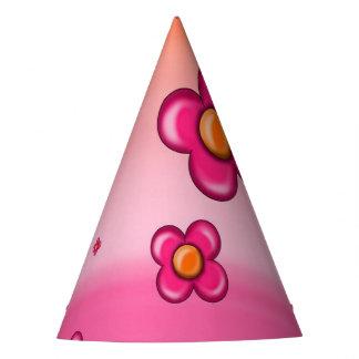 Baby Girls Birthday Party Hat