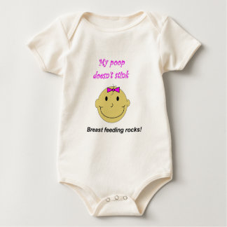 Baby girls Organic cotton one piece creeper