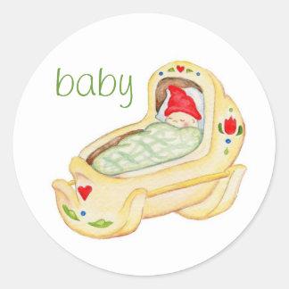 Baby Gnome sticker