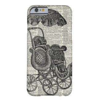 Baby Go Cart child trolley Barely There iPhone 6 Case