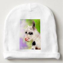 Baby Goat Baby Beanie