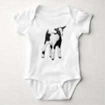 Baby Goat Infant One Piece Baby Bodysuit