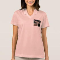 Baby Goat Ladies Polo Shirt