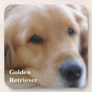 Baby, Golden Retriever Coaster