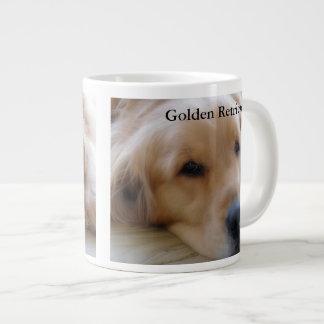 Baby, Golden Retriever Extra Large Mugs