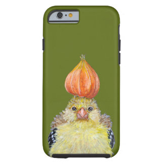 baby goldfinch iPhone 6 tough case