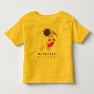 Baby Golf Toddler T-shirt