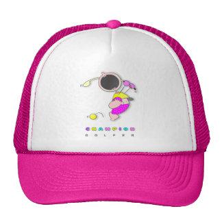 Baby Golf Trucker Hat