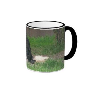 baby gorilla 001 mug