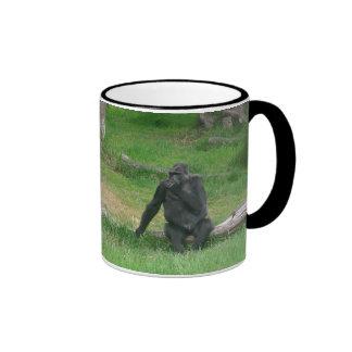 baby gorilla 002 mug