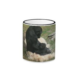 baby gorilla 005 mug