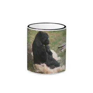 baby gorilla 008 mug