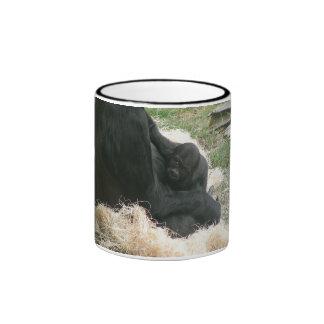 baby gorilla 009 mug