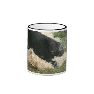 baby gorilla 010 mug