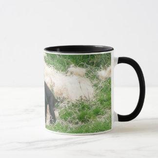 baby gorilla 012 mug