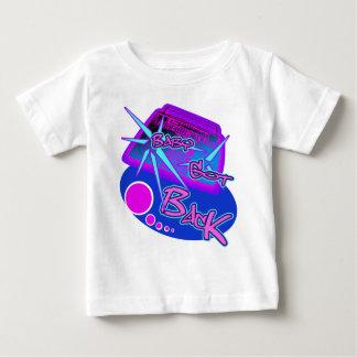 Baby got back Retro Rap Hip Hop Electro rave Baby T-Shirt