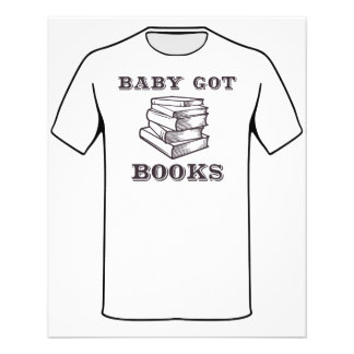 Baby Got Books Flyer